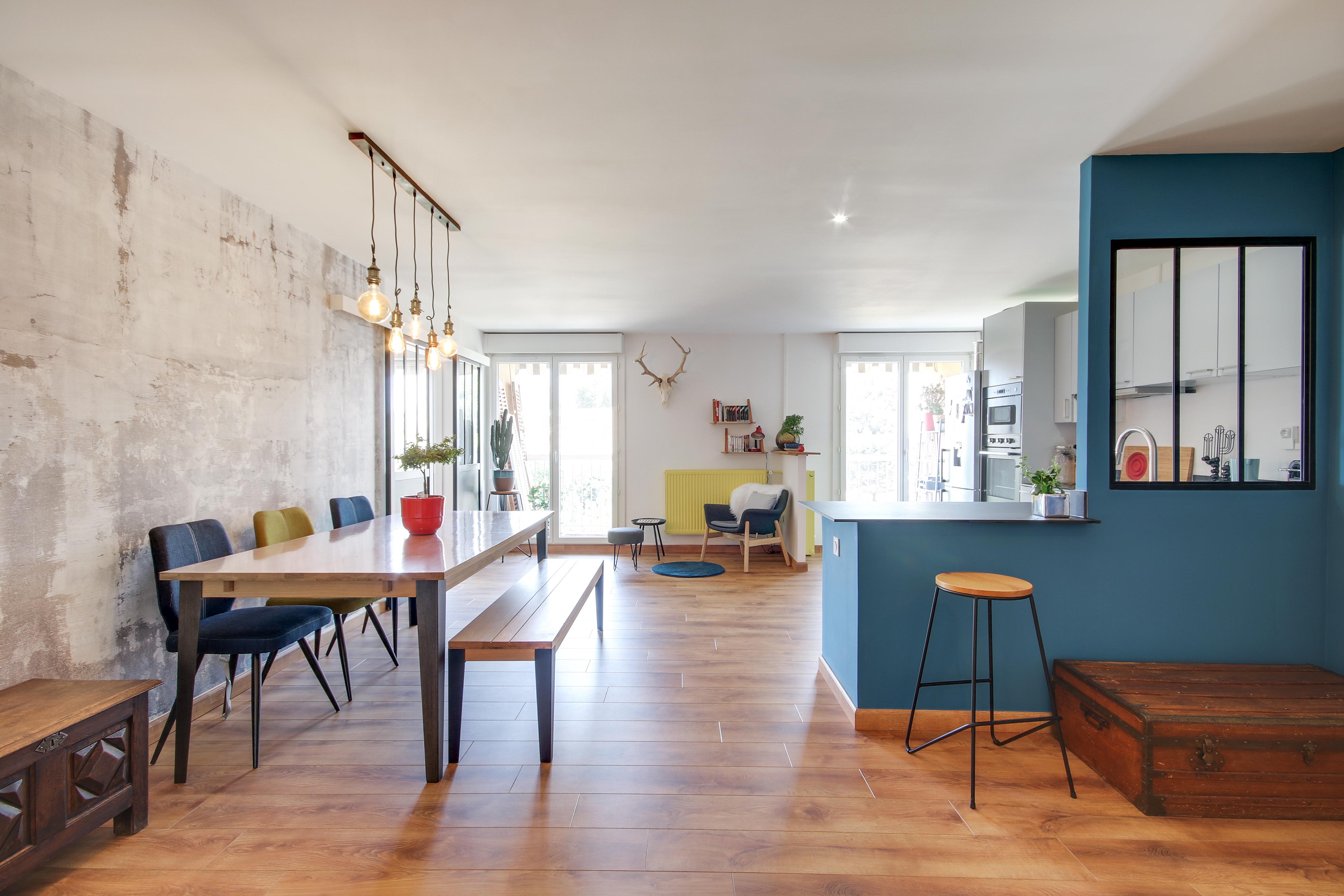 Agence Design Industriel Marseille architecte d'intérieur marseille mrc rénovation appartement